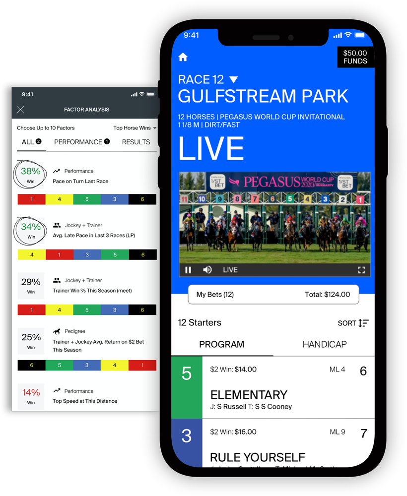 Go horse betting mobile coral the voice betting odds